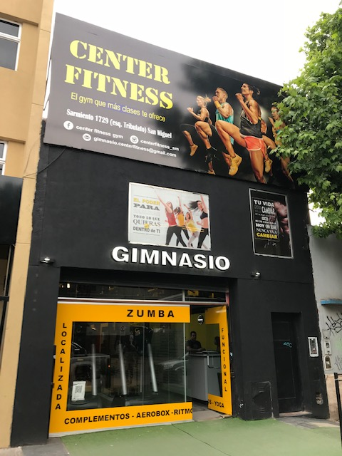 Center Fitness Gym