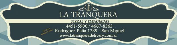La Tranquera Pizzas y Empanadas