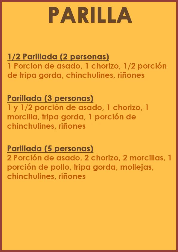 Parilla 2